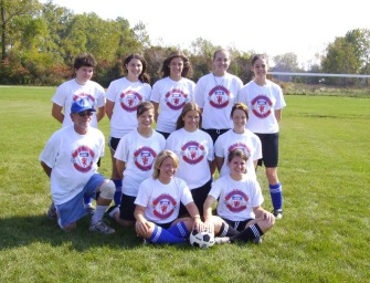 "Monroe Angels Soccer. 90 minuti di ""femminilita' ""."