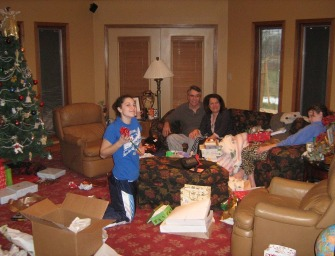 Christmas On Late…Almost 2008!