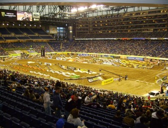 Supercross Monster Energy Drink Event