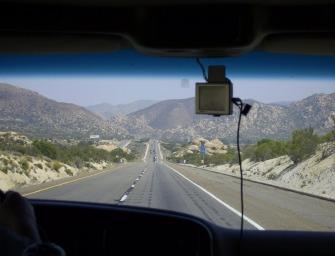California Dreamin' – Day 1